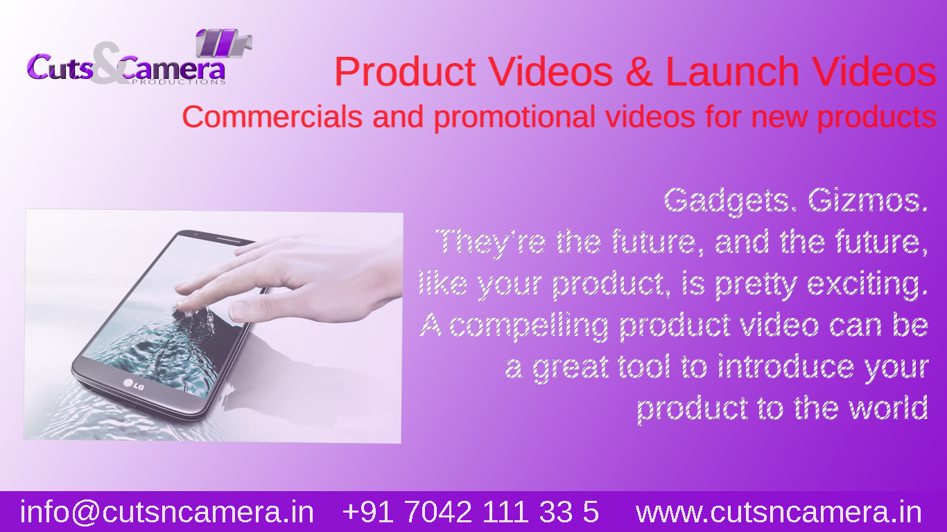 product launch video makers gurgaon