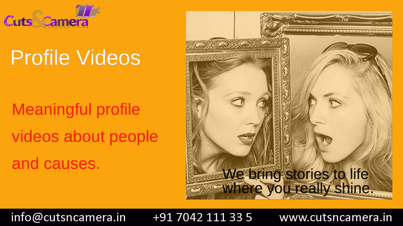 profile video makers people and causes gurgaon