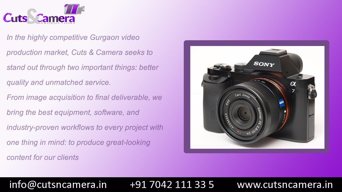 make videos for social media delhi gurgaon
