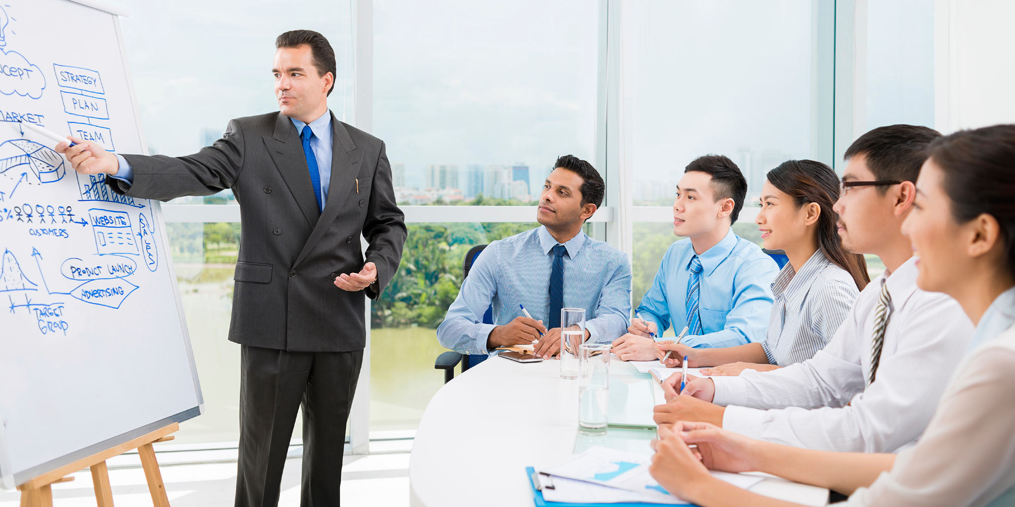 corporate meeting awakened dating