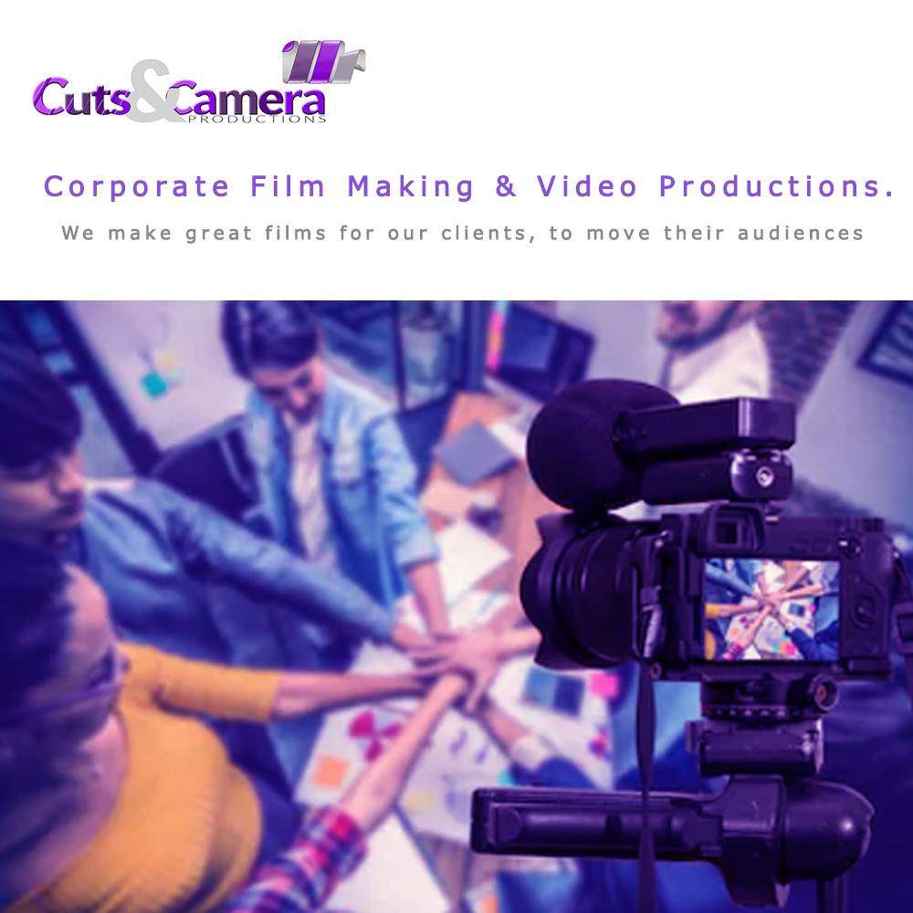creative services related with -Corporate Film Making & Corporate Video Productions noida