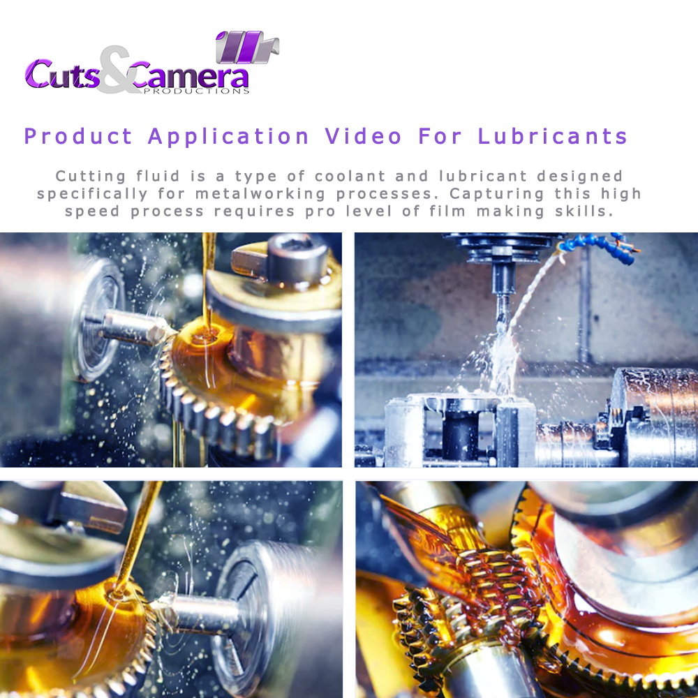 industrial lubricant promotion film makers video producers photography imt manesar
