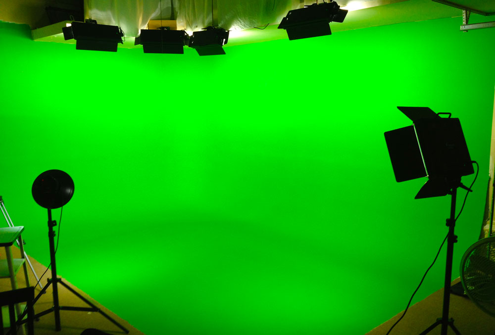 Green Screen Video Production