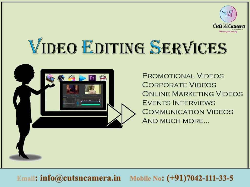 Affordable Video Editing
